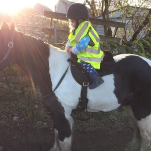 Pads for small ponies & humans